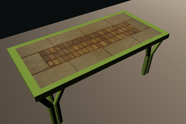 table render 2