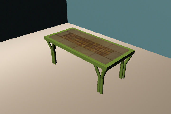 table render